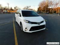 2019 Toyota Sienna SE RADAR CRUISE LANE DEPARTURE