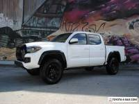 2017 Toyota Tacoma 4x2 Double Cab 127.4 in. WB SR5