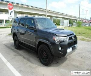 2017 Toyota 4Runner 4x4 TRD Off Road for Sale