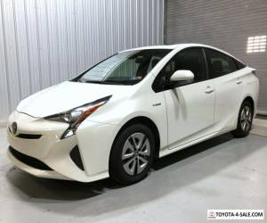 2016 Toyota Prius Three for Sale