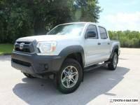 2012 Toyota Tacoma CREW CAB SR5