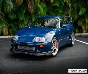 1994 Toyota Supra Supra Turbo RHD 1000HP A340 ATF AEM Automatic for Sale
