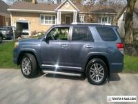 Toyota: 4Runner Limited
