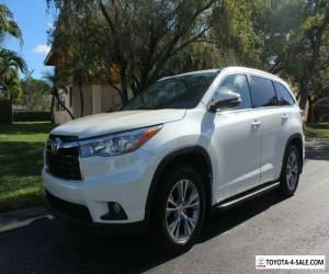 2015 Toyota Highlander 4X4 for Sale