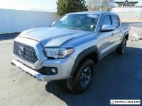 2019 Toyota Tacoma SR/SR5/TRD Sport/TRD Off Road/TRD Pro/Limited