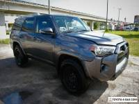 2018 Toyota 4Runner 4x2 Limited