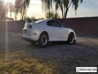 1995 Toyota Supra 6 Speed Single Turbo