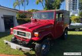 1981 Toyota Land Cruiser FJ40 for Sale