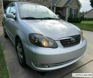2005 Toyota Corolla LE for Sale