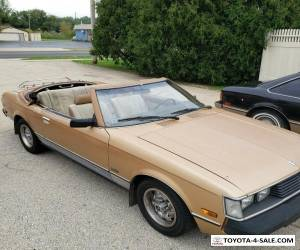 1981 Toyota Celica Convertible for Sale