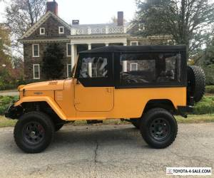 1972 Toyota Land Cruiser ICON 4x4 for Sale