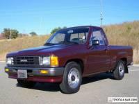 1988 Toyota Tacoma 2 Dr Standard Cab SB