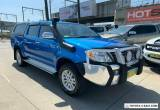 2006 Toyota Hilux GGN25R SR5 Blue Automatic A Utility for Sale