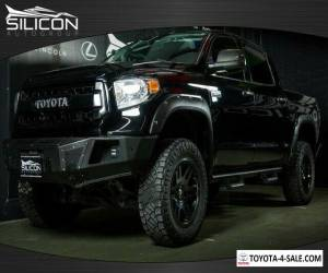 2017 Toyota Tundra PLATINUM LIFTED for Sale