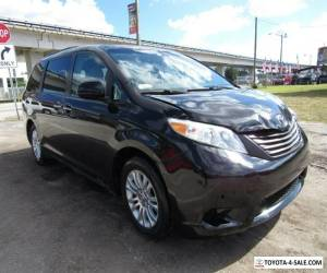 2016 Toyota Sienna XLE 7 Passenger for Sale