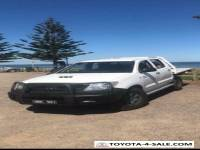 2010 Toyota Hilux SR Ute (4x4) KUN26R Turbo Diesel Automatic Dual Cab