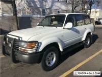 1997 Toyota Land Cruiser 40 anniversary