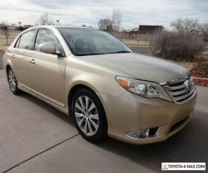 2011 Toyota Avalon Limited for Sale