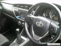 2014 TOYOTA COROLLA 1.8 RZ 6SPD MANUAL