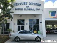 2005 Toyota Camry XLE 1 Owner Clean CarFax Leather Sunroof CD Cassette