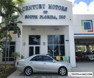 2005 Toyota Camry XLE 1 Owner Clean CarFax Leather Sunroof CD Cassette for Sale