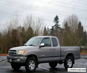 2000 Toyota Tundra SR5 for Sale