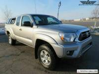 2015 Toyota Tacoma Access Cab V6 5AT