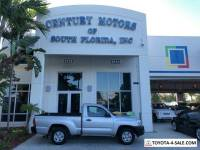 2006 Toyota Tacoma Clean CarFax No Accidents Cloth Seats CD A/C