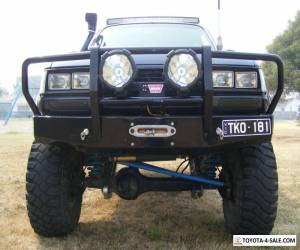 TOYOTA LANDCRUISER V8 MINI MONSTA TRUK LOTS $ SPENT SELL SWAP PRICE  NEGOTIABLE for Sale