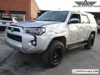 2018 Toyota 4Runner TRD Off Road