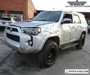 2018 Toyota 4Runner TRD Off Road for Sale