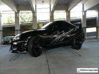 1997 Toyota Supra black