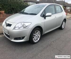 2008 Toyota Auris *** lovely car *** for Sale