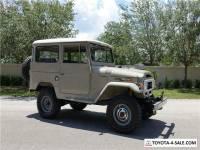 1971 Toyota Land Cruiser --