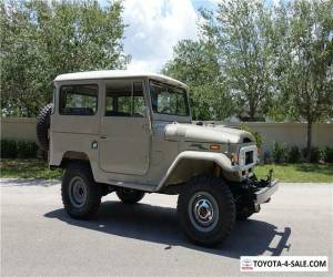 1971 Toyota Land Cruiser -- for Sale