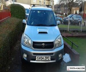 Toyota Rav4 2.0ltr D4D diesel for Sale