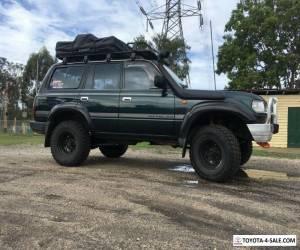 1996 Toyota Landcruiser for Sale