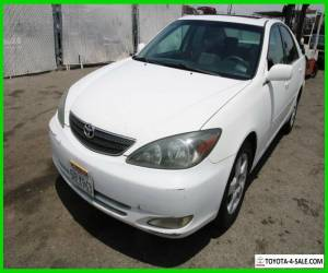 2004 Toyota Camry SE for Sale