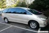 Toyota previa 2004 AUTO 7 Seater MPV (Estima) T3 VVTi Beige -- LPG gas converted for Sale