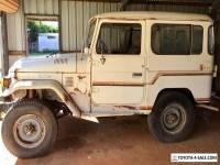 1979 BJ40 Toyota Land Cruiser 4WD Diesel