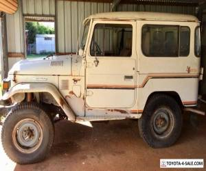 1979 BJ40 Toyota Land Cruiser 4WD Diesel for Sale