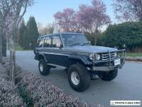Toyota: Land Cruiser ZX