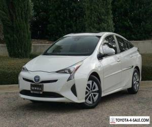 2017 Toyota Prius FOUR / NAVIGATION / HEAD UP DISPLAY for Sale