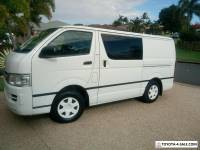 Toyota Hiace 2.7 Petrol 5 Speed Manual