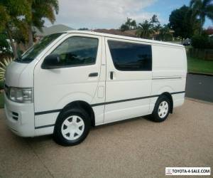 Toyota Hiace 2.7 Petrol 5 Speed Manual for Sale