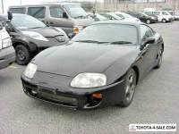 Toyota: Supra RZ