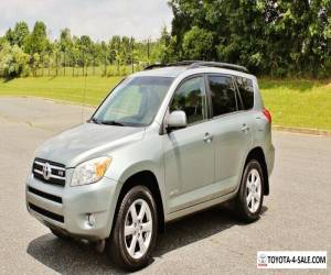 2007 Toyota RAV4 Limited Sport Utility 4-Door for Sale
