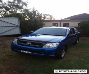 TOYOTA HILUX SR V6 MANUAL DUAL CAB  for Sale