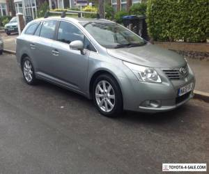 Toyota Avensis Estate Full Service History From Dealer Long MOT Very Economical  for Sale