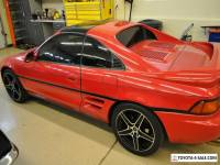 1993 Toyota MR2 2 Door